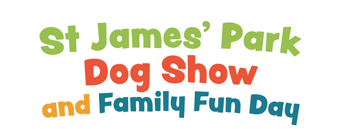 St james Park Dog Show 2018 Header